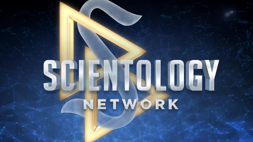 Logo del canal de televisión de la Cienciología (Foto: Cienciología Televisión)