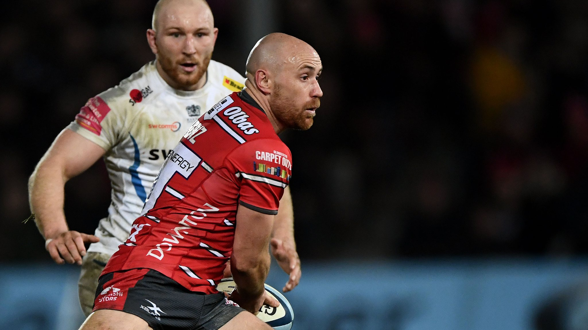 Premiership: Gloucester 24-17 Exeter Chiefs