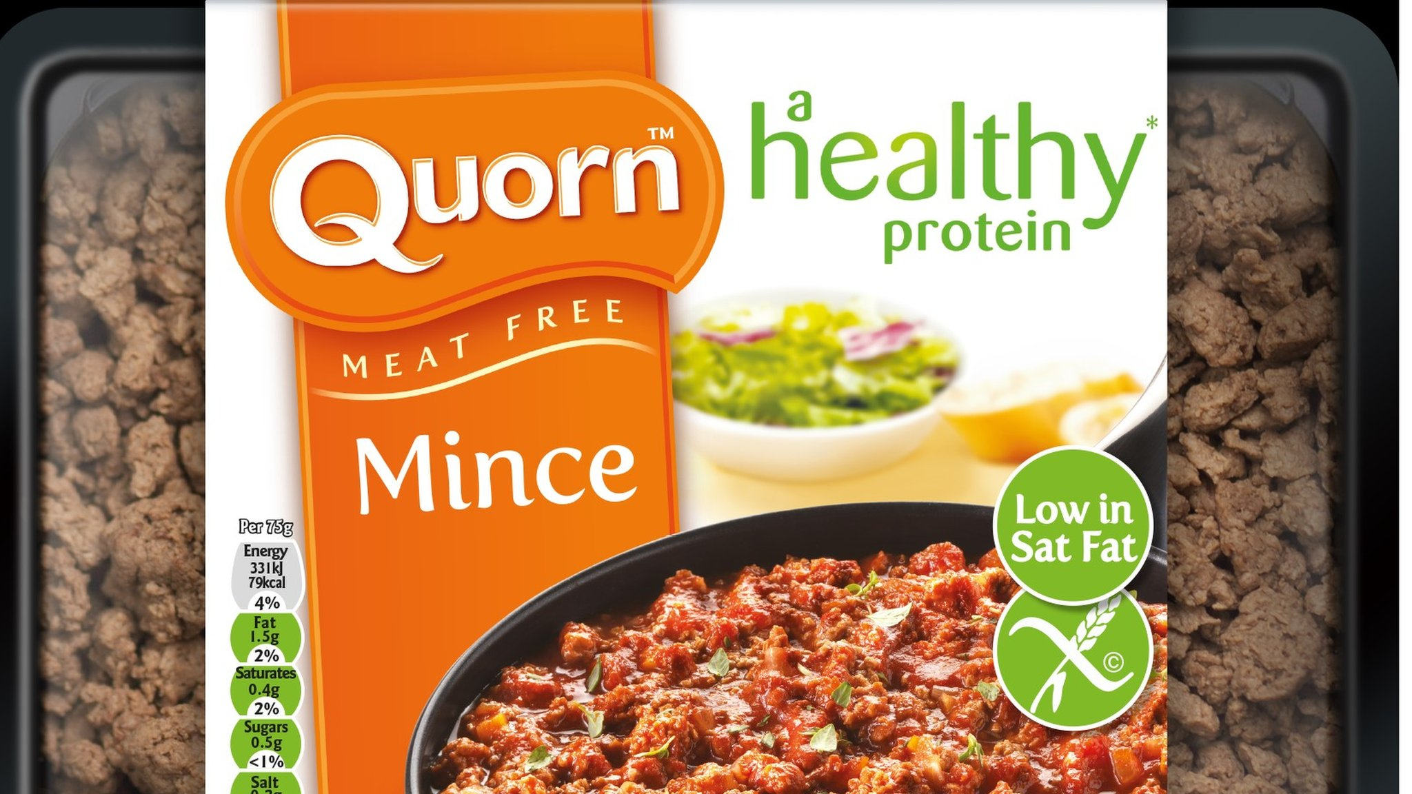 Quorn booms as 'flexitarians' increase