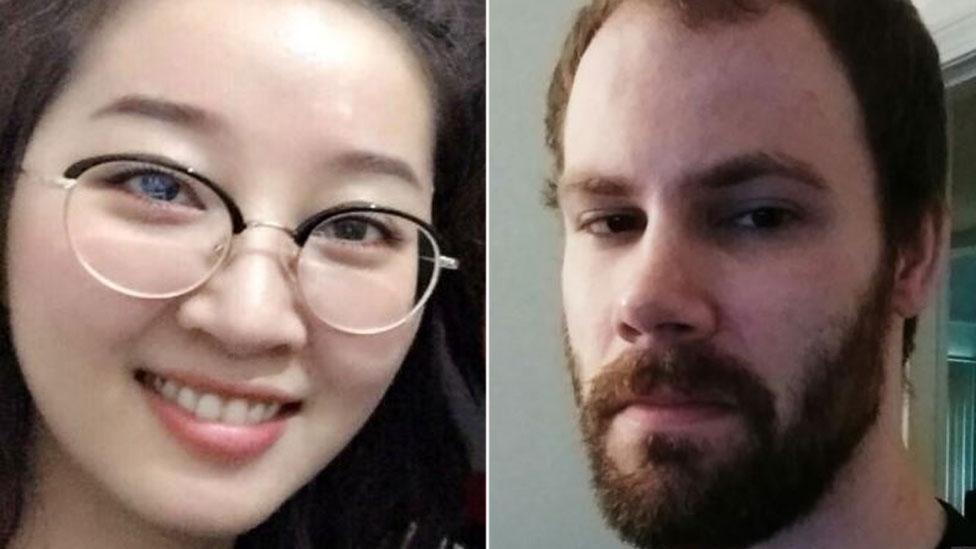 中國女學者章瑩穎失蹤案》嫌犯克里斯汀生首度出庭不發一語 法院拒絕保釋