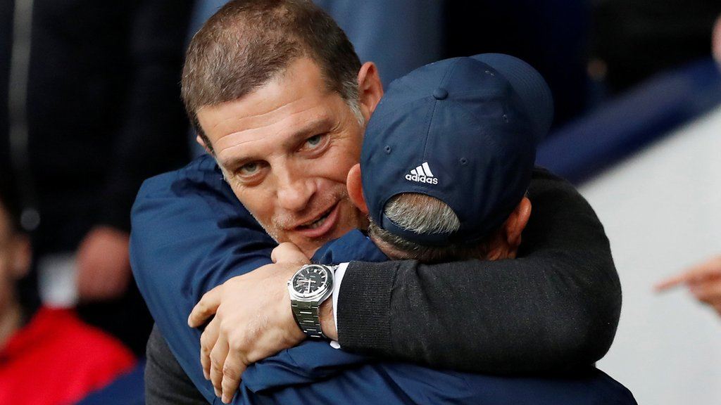 Slaven Bilic: Ex-West Ham manager rejects West Brom talks