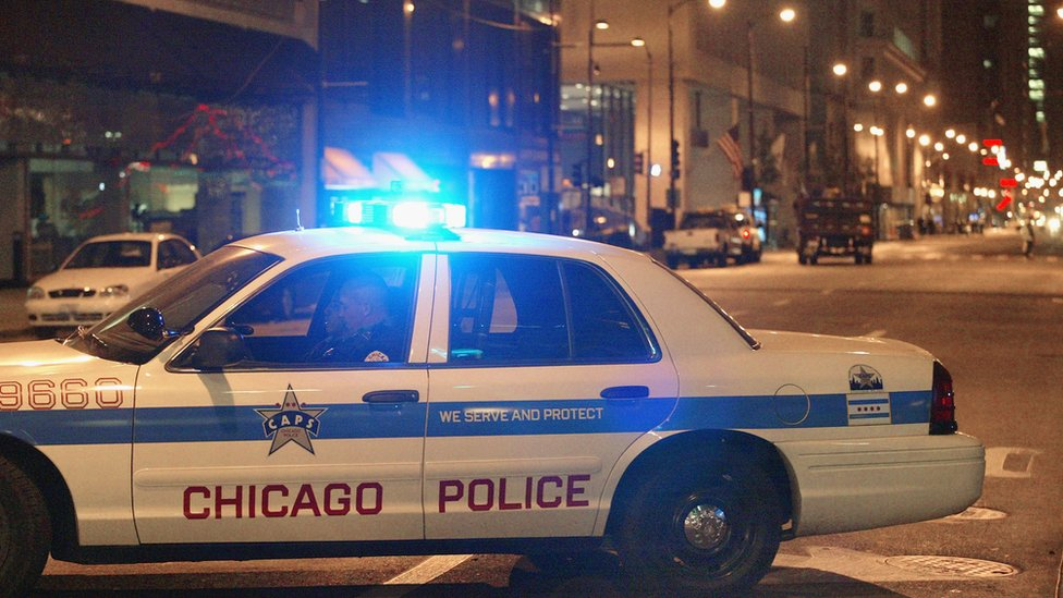 Laquan McDonald death: Officers 'lied about US teenager's shooting'