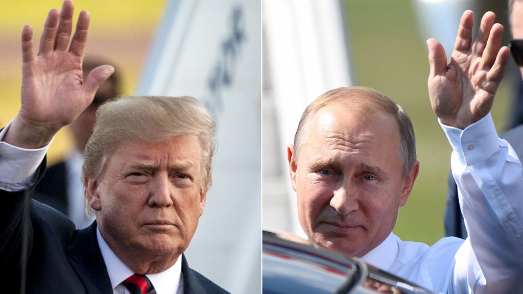 Trump-Putin summit: 'US foolishness caused Russia tensions'
