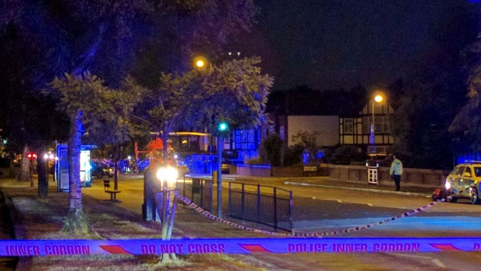 Boy aged two critical after being hit by a car in Brent