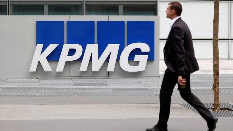 KPMG's audit work unacceptable, says watchdog