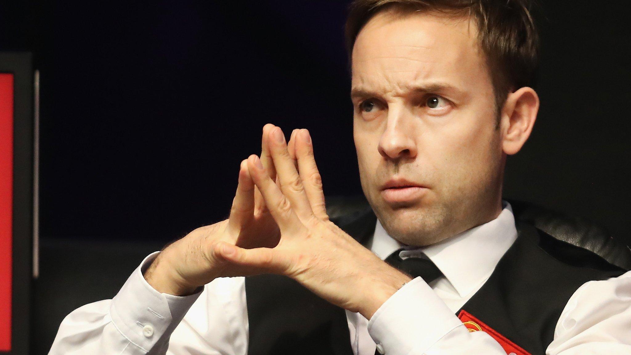 world snooker championship 2018