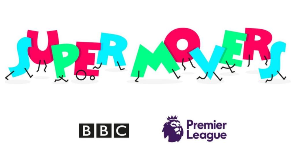 BBC & Premier League start 'Super Movers'