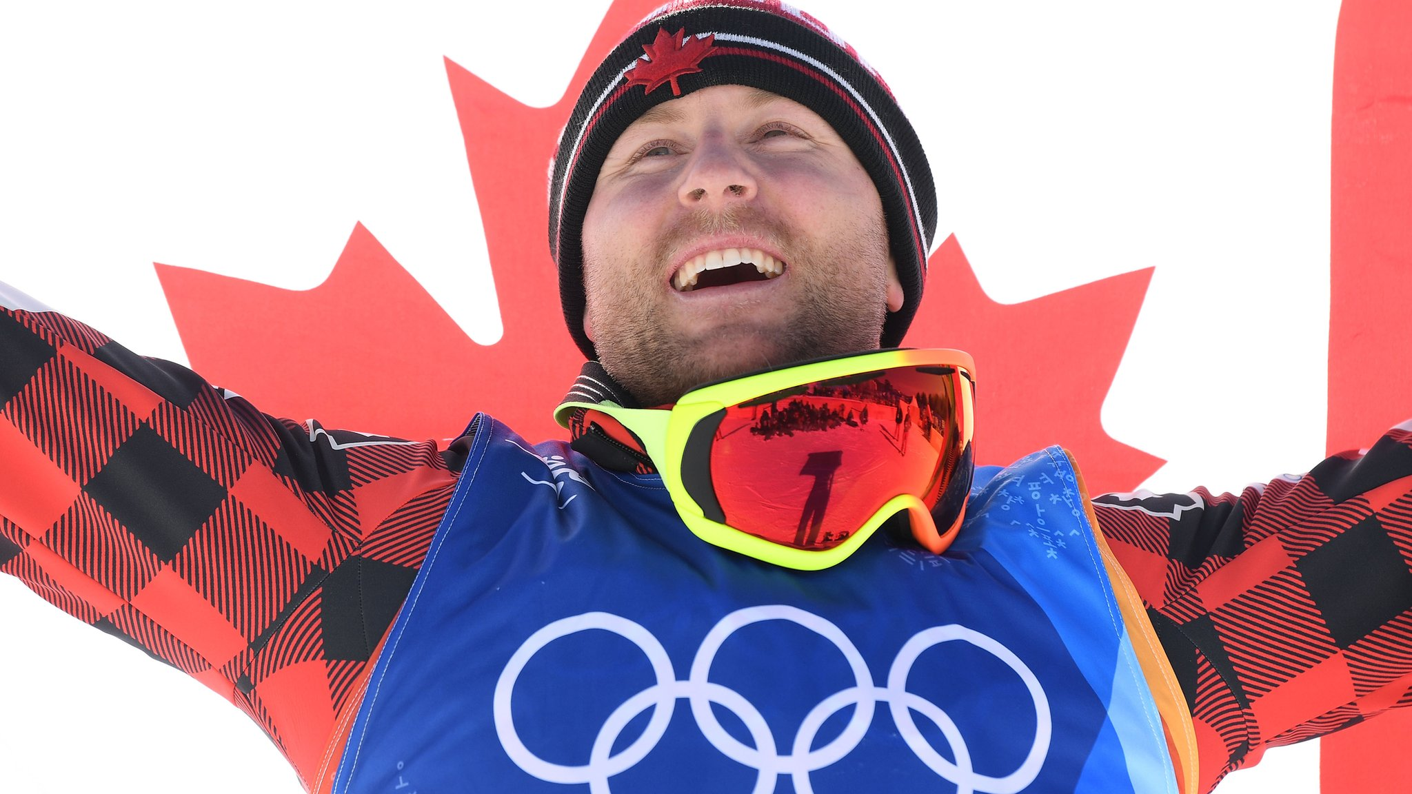 Winter Olympics: Brady Leman wins men's ski cross to claim Canada's ninth gold