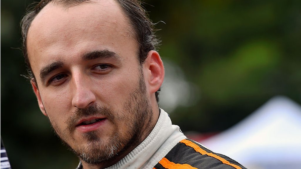 Robert Kubica to test 2017 Renault in Hungary next week