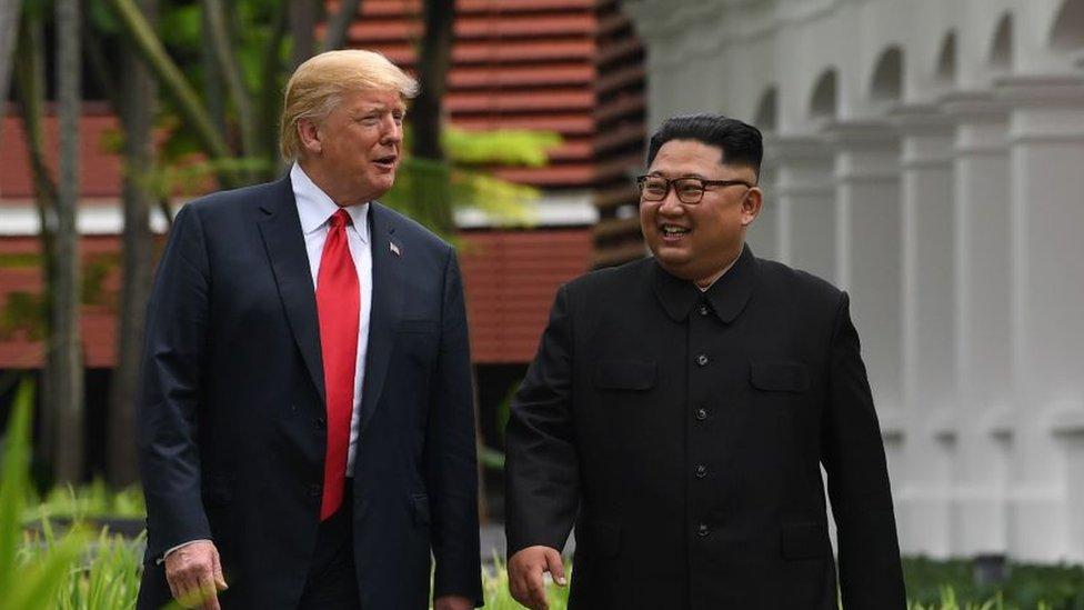 Nouveau sommet entre Donald Trump et Kim Jong-un