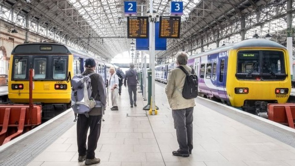 Transport for the North unveil £70bn travel masterplan