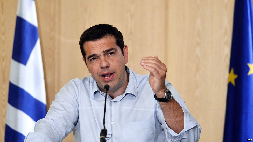 Shockwaves In Greece As Alexis Tsipras Set To Resign As
