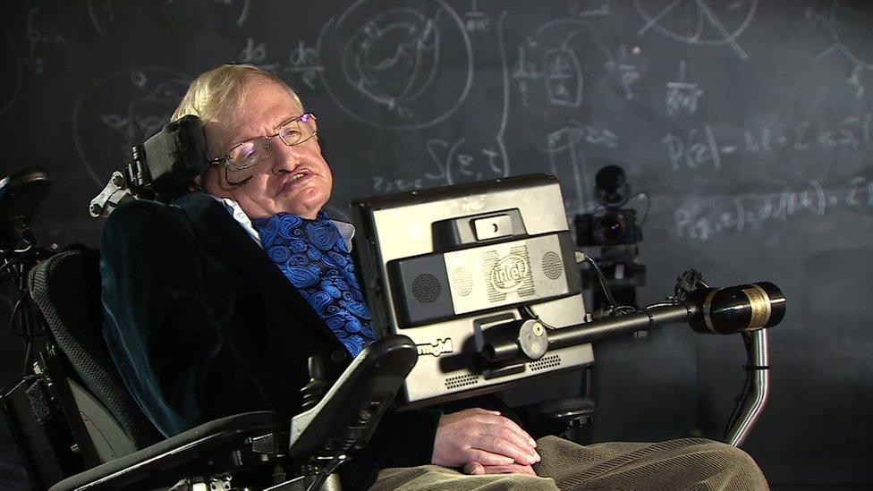 Qué dice la última teoría que escribió Stephen Hawking antes de morir y en  la que estuvo trabajando más de 20 años - BBC News Mundo