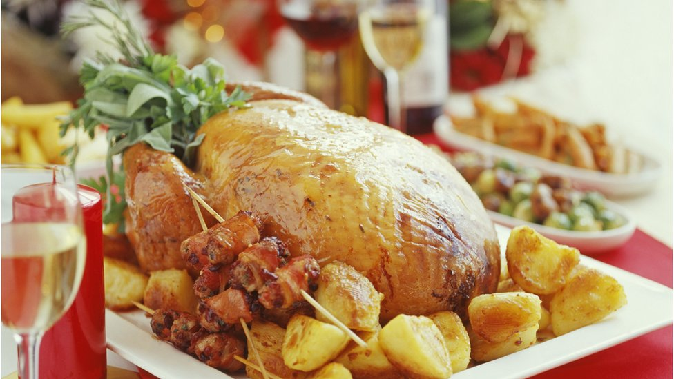 Why is Christmas dinner more expensive this year?