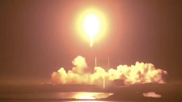 Israel's Beresheet Moon mission gets under way