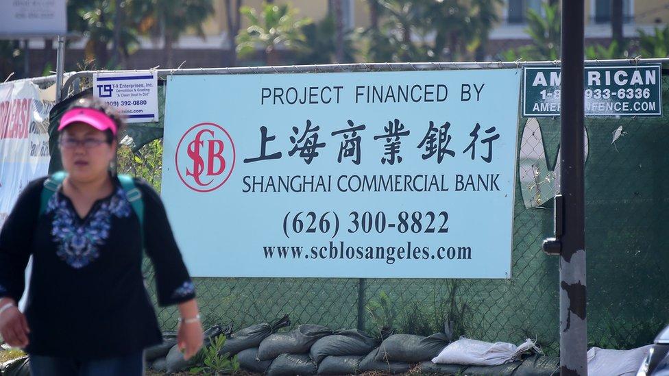 China es el mayor acreedor estadounidense.