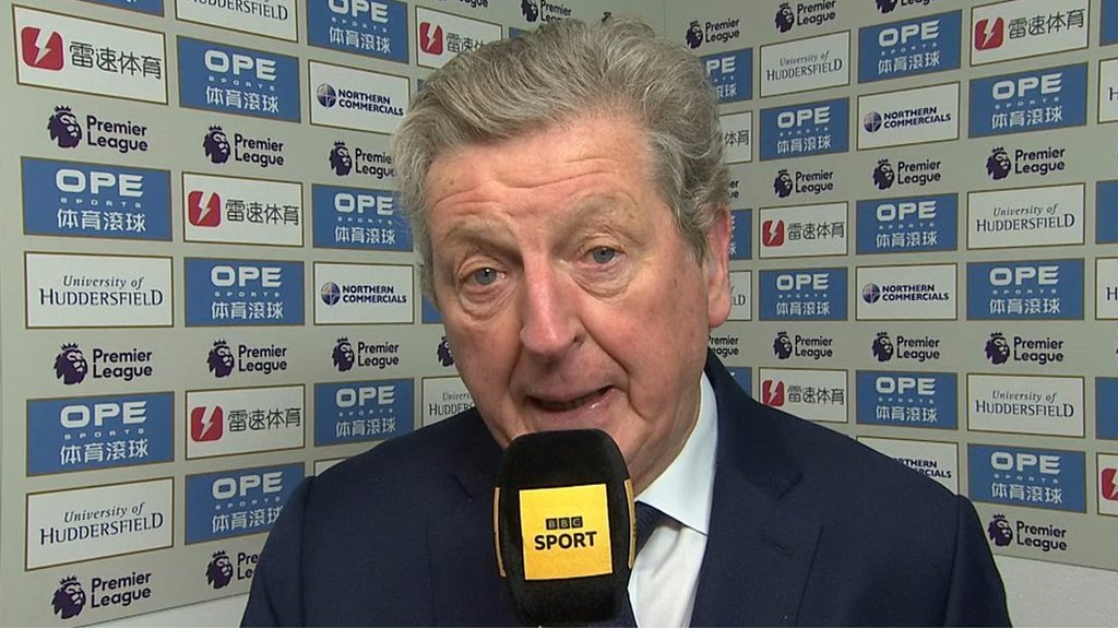 Huddersfield 0-2 Crystal Palace: Win at Huddersfield vital - Hodgson