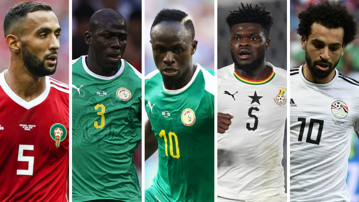 BBC African Footballer of the Year award nominees revealed - vote now