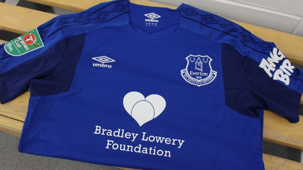 Bradley Lowery: Everton and Sunderland to promote foundation
