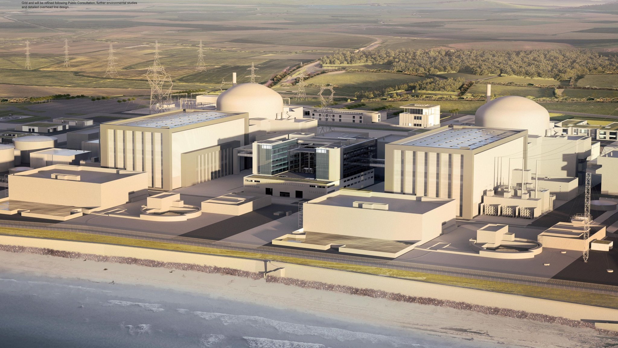 Hinkley Point C nuclear plant not essential - think tank