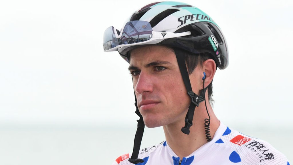 Kennaugh takes break from cycling because of mental health issues