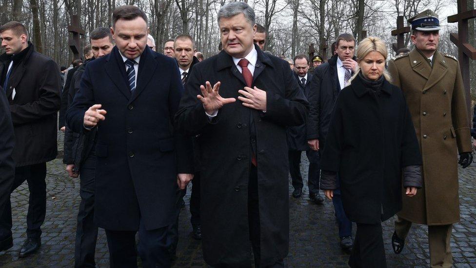 Огляд ЗМІ: чи розділить історія Україну і Польщу?