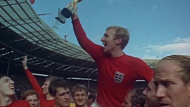 1966 World Cup: Special event marks 50 years since England's football win - BBC News