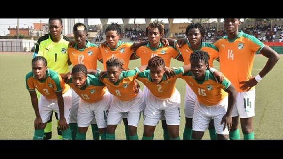 Coupe de l'UFOA dames : Côte d'Ivoire, Ghana et Nigeria en demi-finalistes