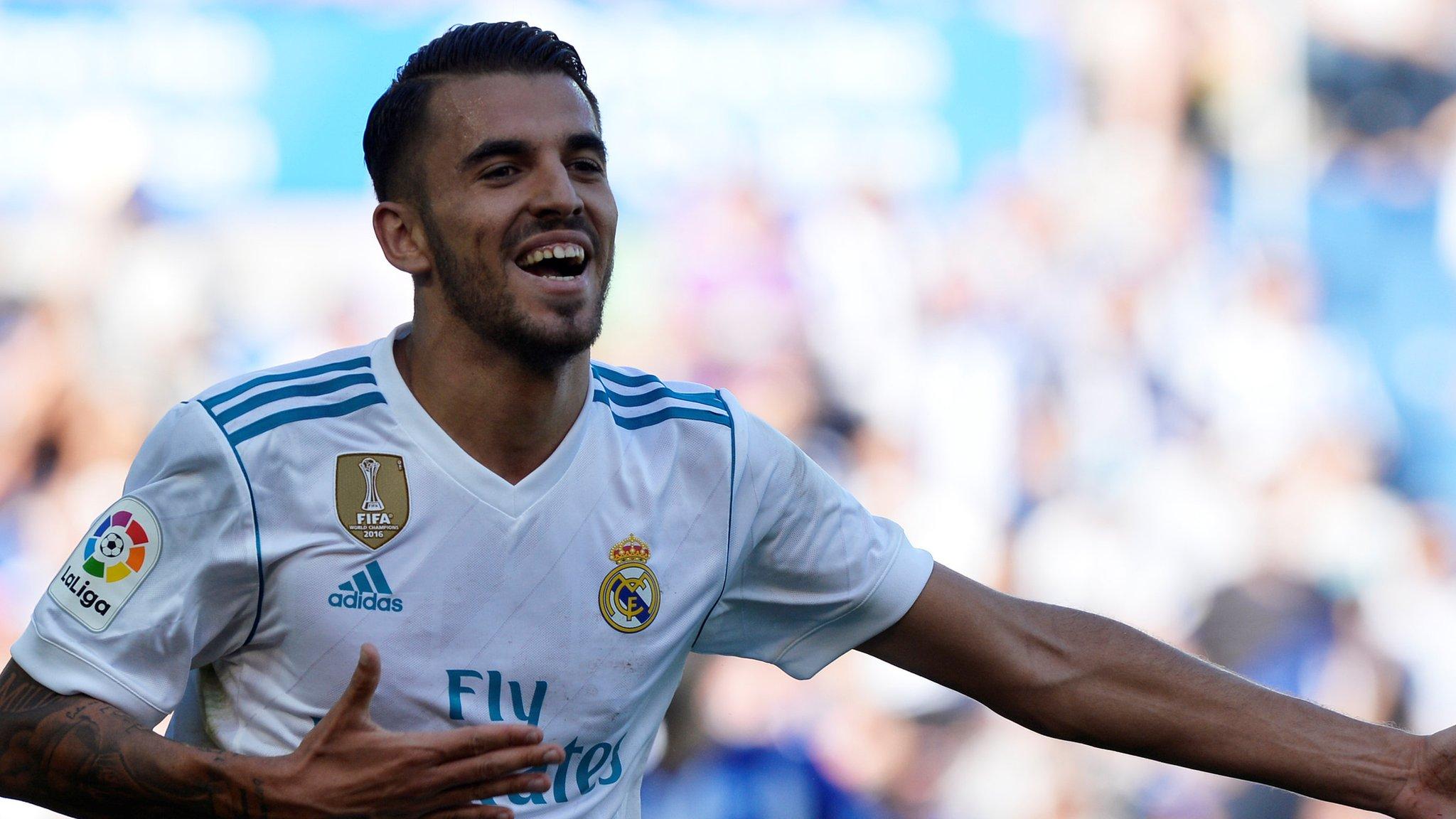 Ceballos scores twice as Real Madrid beat Alaves