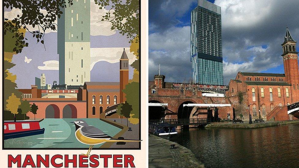 <![CDATA[Northern locations get vintage rail poster makeover]]>