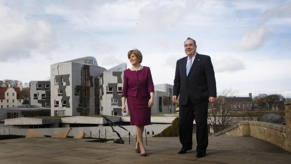 The five Alex Salmond row inquiries