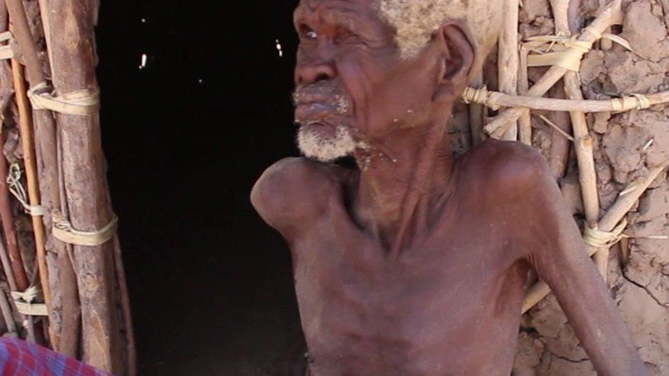 Kenyan anger over Turkana 'starvation' being ignored