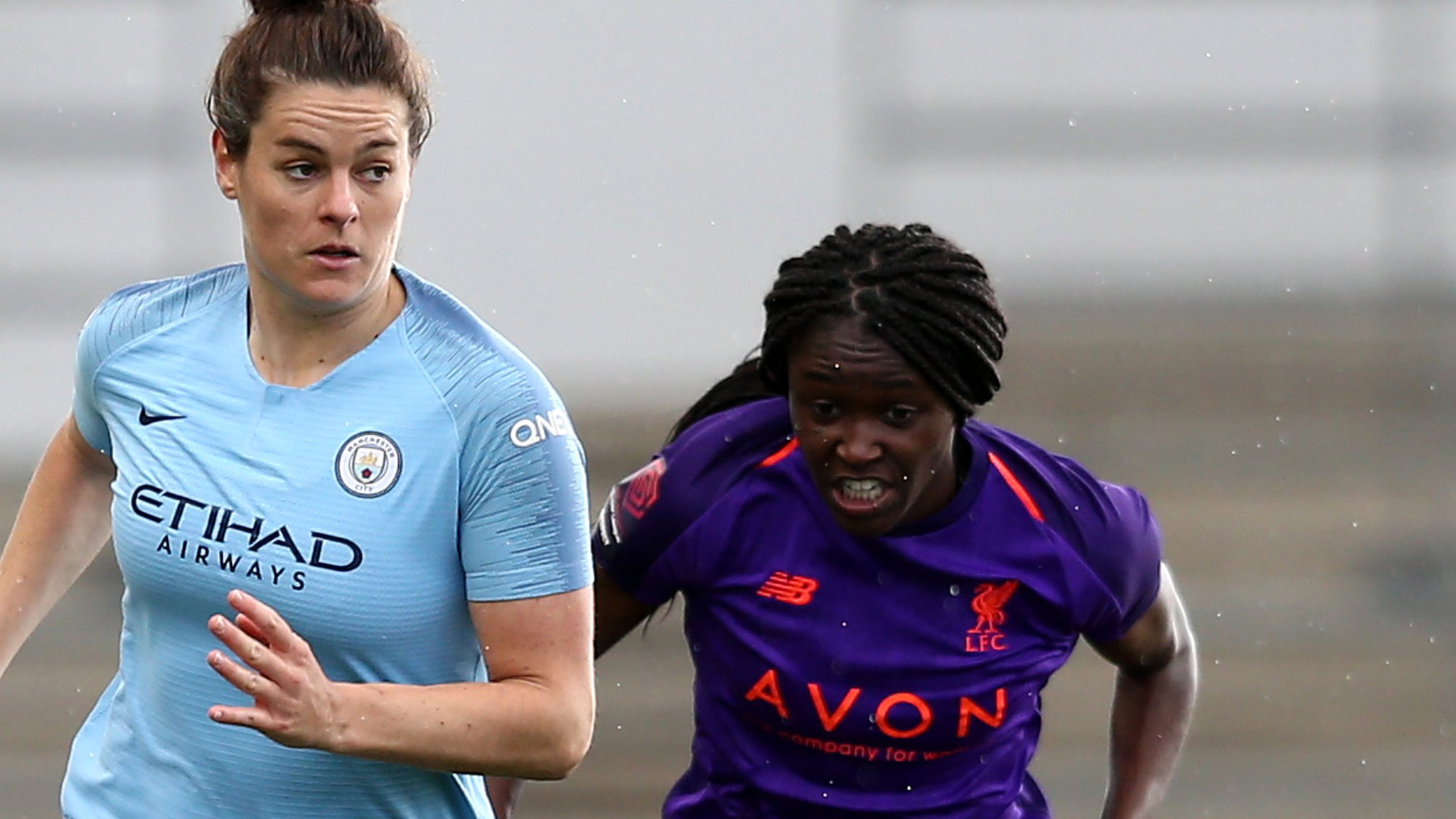 pretty nice 9ff1d a6558 Women s FA Cup  Manchester City Women 3-0 Liverpool Women - Manchester City  Women remain on course for a treble after beating Liverpool to reach the  Women s ...