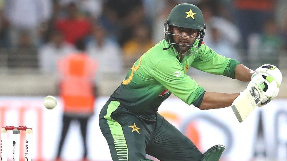 پہلا ٹی ٹوئنٹی: پاکستان کی سری لنکا کو سات وکٹوں سے شکست، شعیب ملک کی عمدہ بیٹنگ