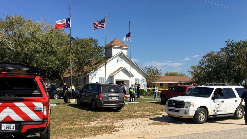 Se trata del tiroteo más mortífero de la historia del estado de Texas.
