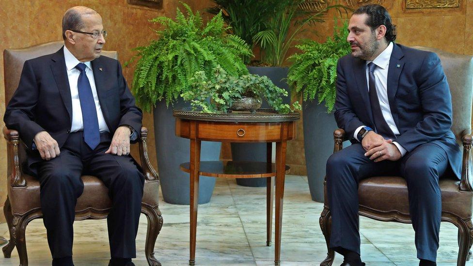 الحريري: تجاوبت مع طلب الرئيس الاحتفاظ باستقالتي لمزيد من التشاور