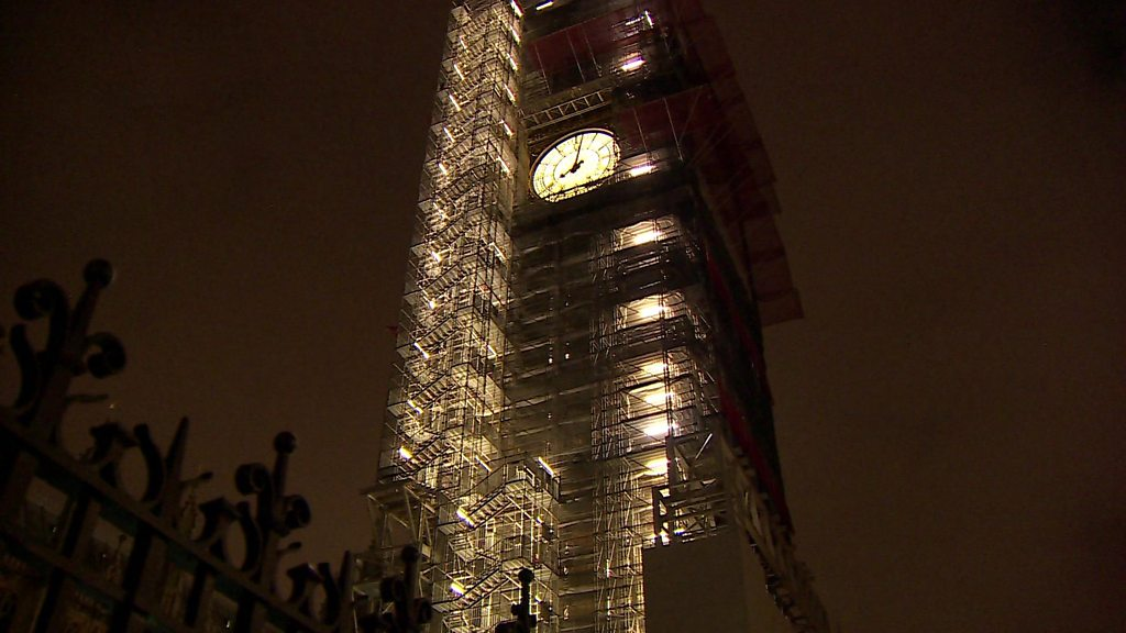 Big Ben Bongs For The First Time Since New Year Eu Reporter
