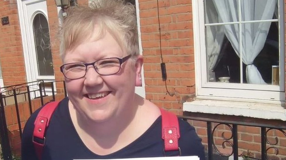 Colchester council candidate Carla Hales punched taking selfies