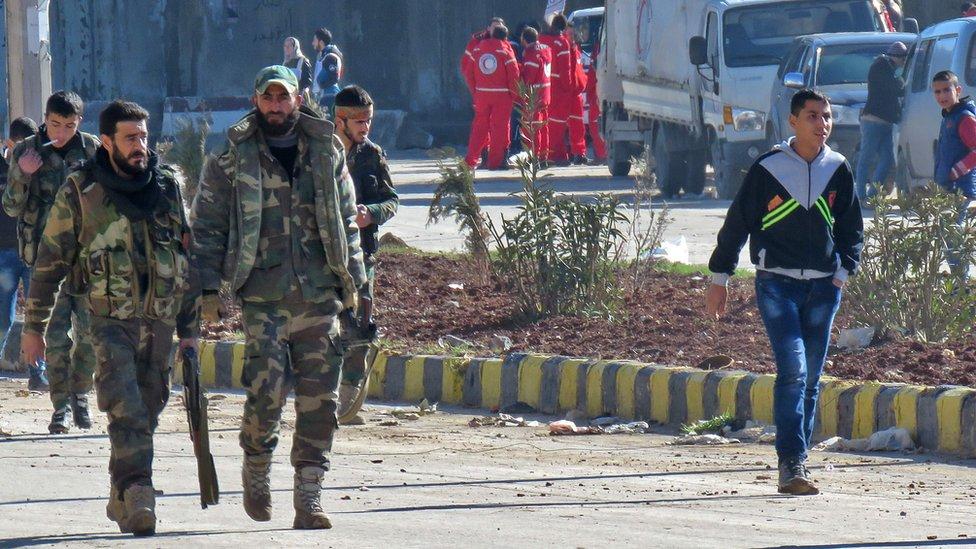Setelah Aleppo direbut kembali, lalu apa yang terjadi?