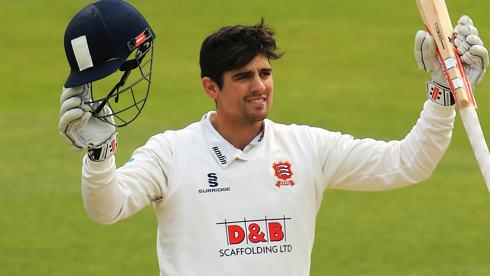 Alastair Cook: Former England captain available for start of Essex season
