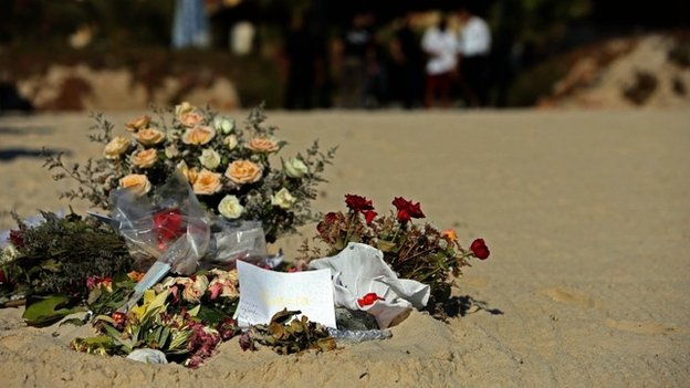 A minute's silence is to be held across the UK at midday to remember the 38 people killed in the Tunisian beach attack a week ago, including 30 Britons.