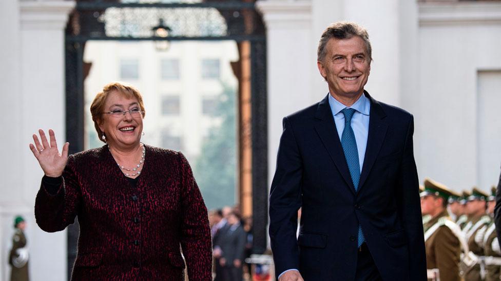 Argentina volverá a exportar gas a Chile en 2019. La interrupción del servicio en 2004 provocó un conflicto comercial entre los vecinos.