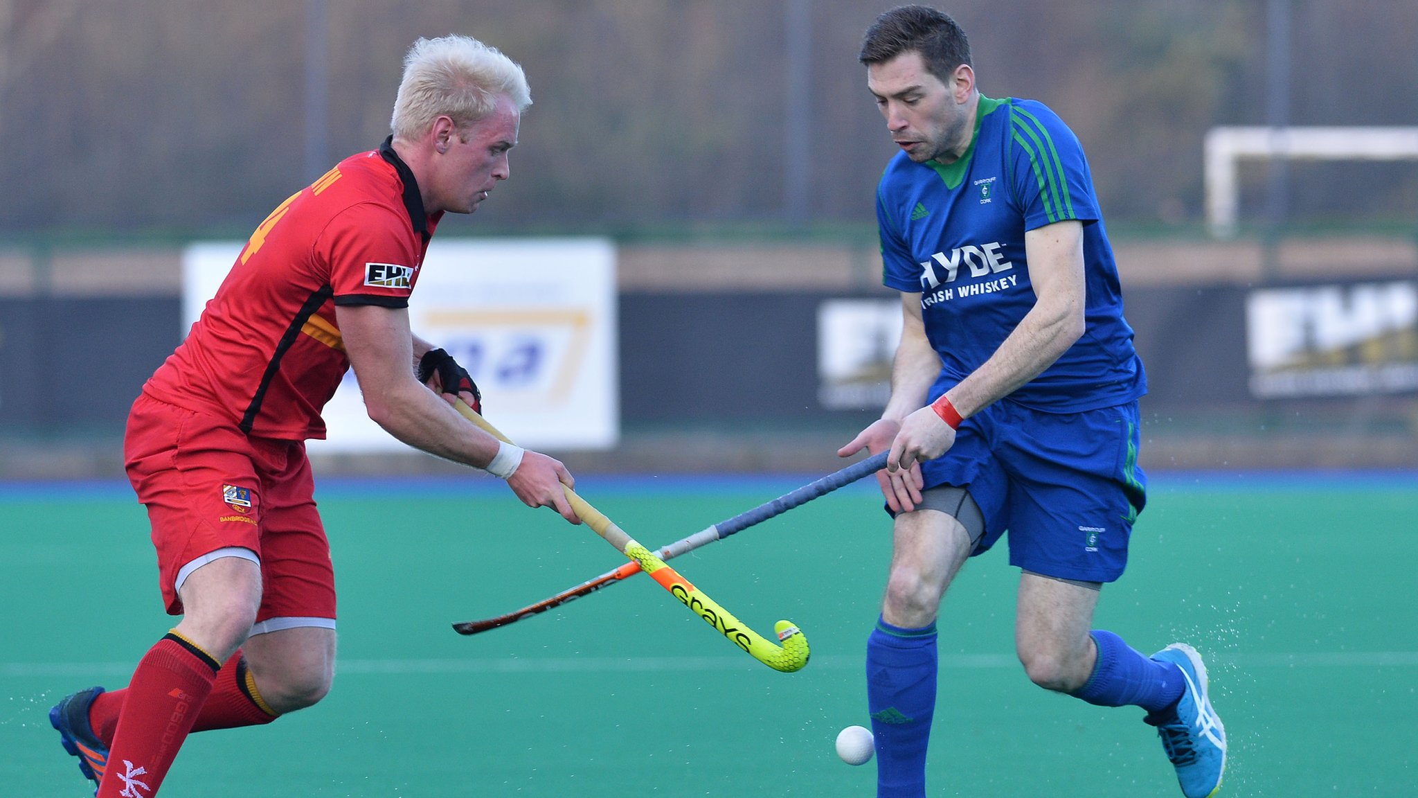 Irish Senior Cup: Banbridge cruise into semi-finals