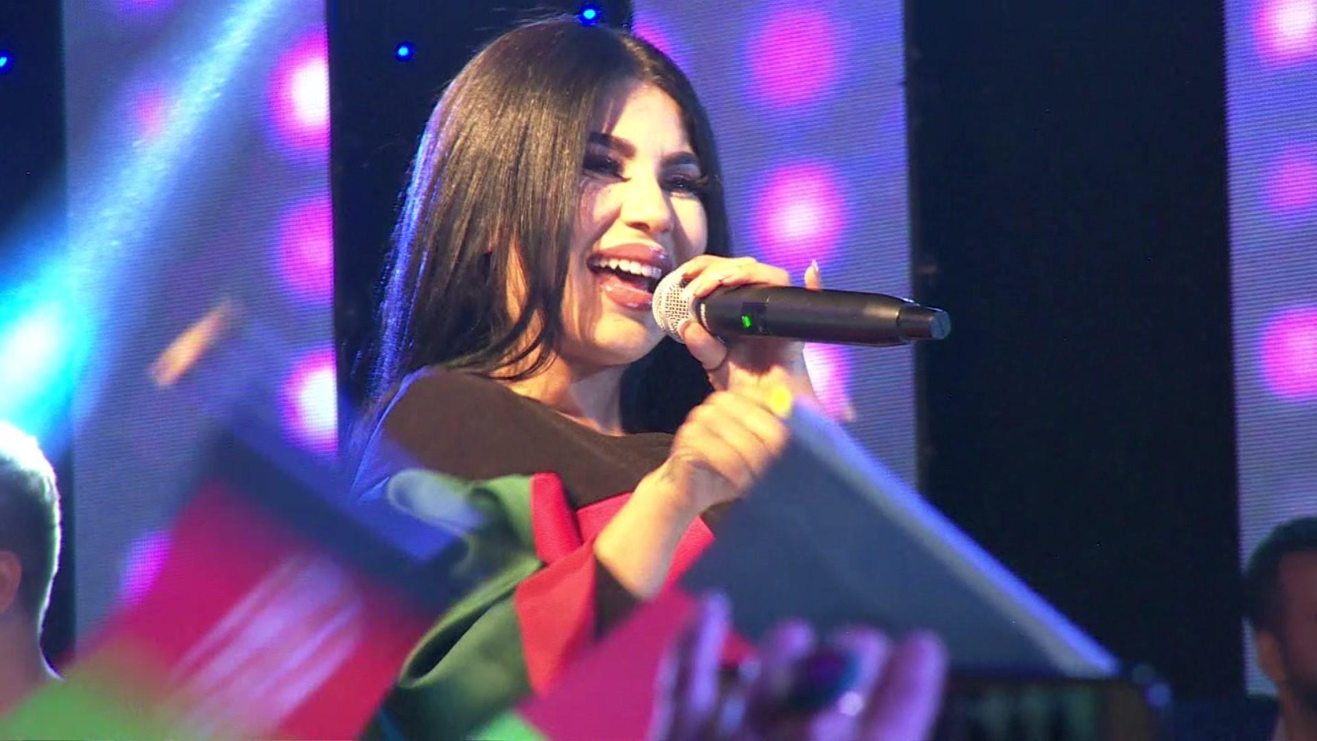Aryana Sayeed: Kabul concert goes ahead despite threats