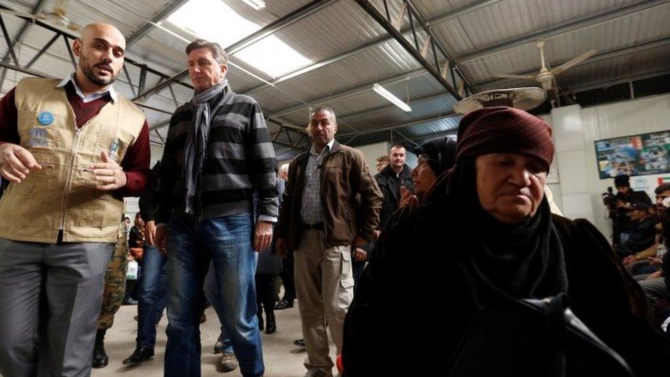 لاجئون سوريون في الأردن