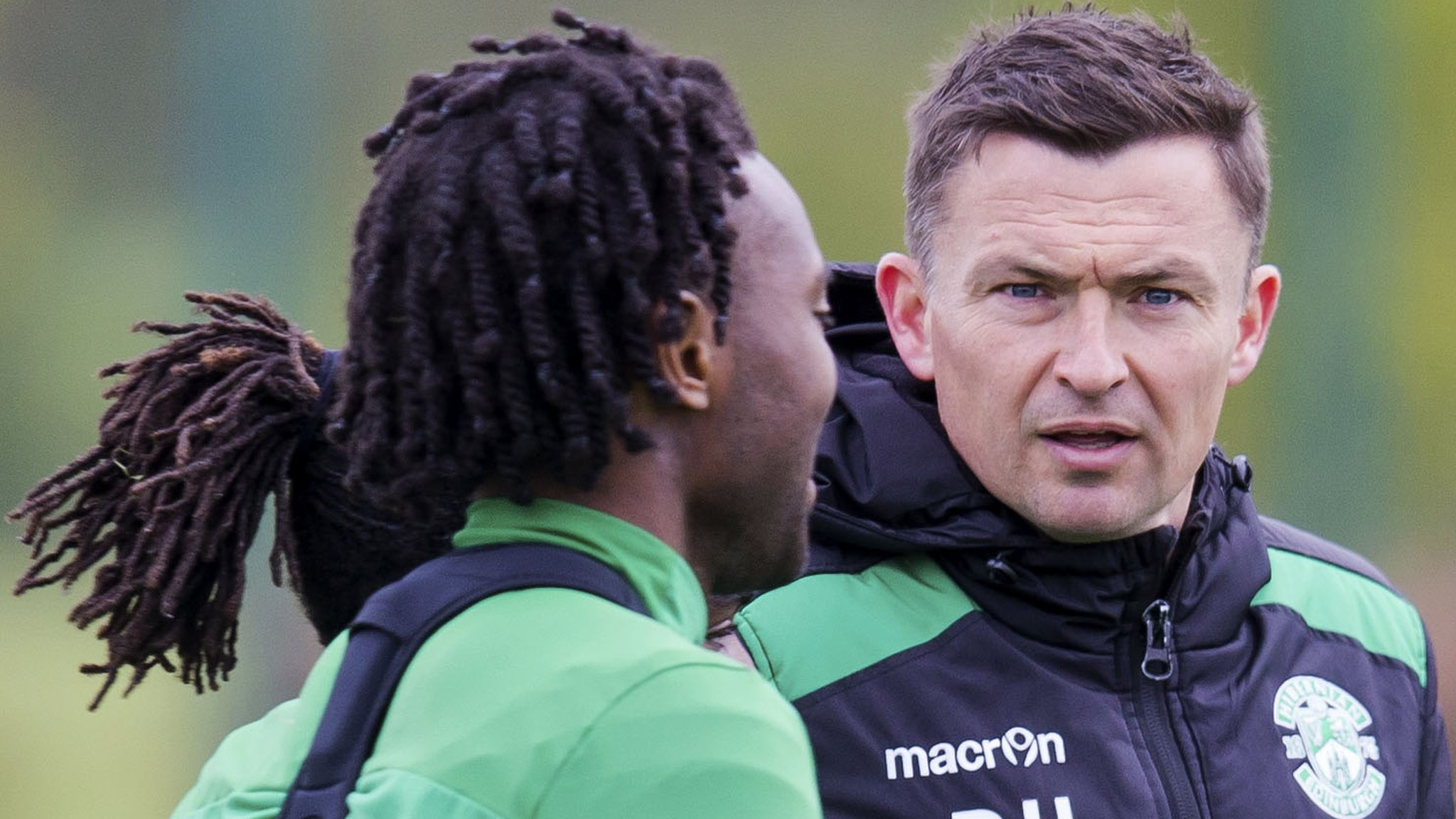 Paul Heckingbottom: Hibs could have 'massive turnover' this summer