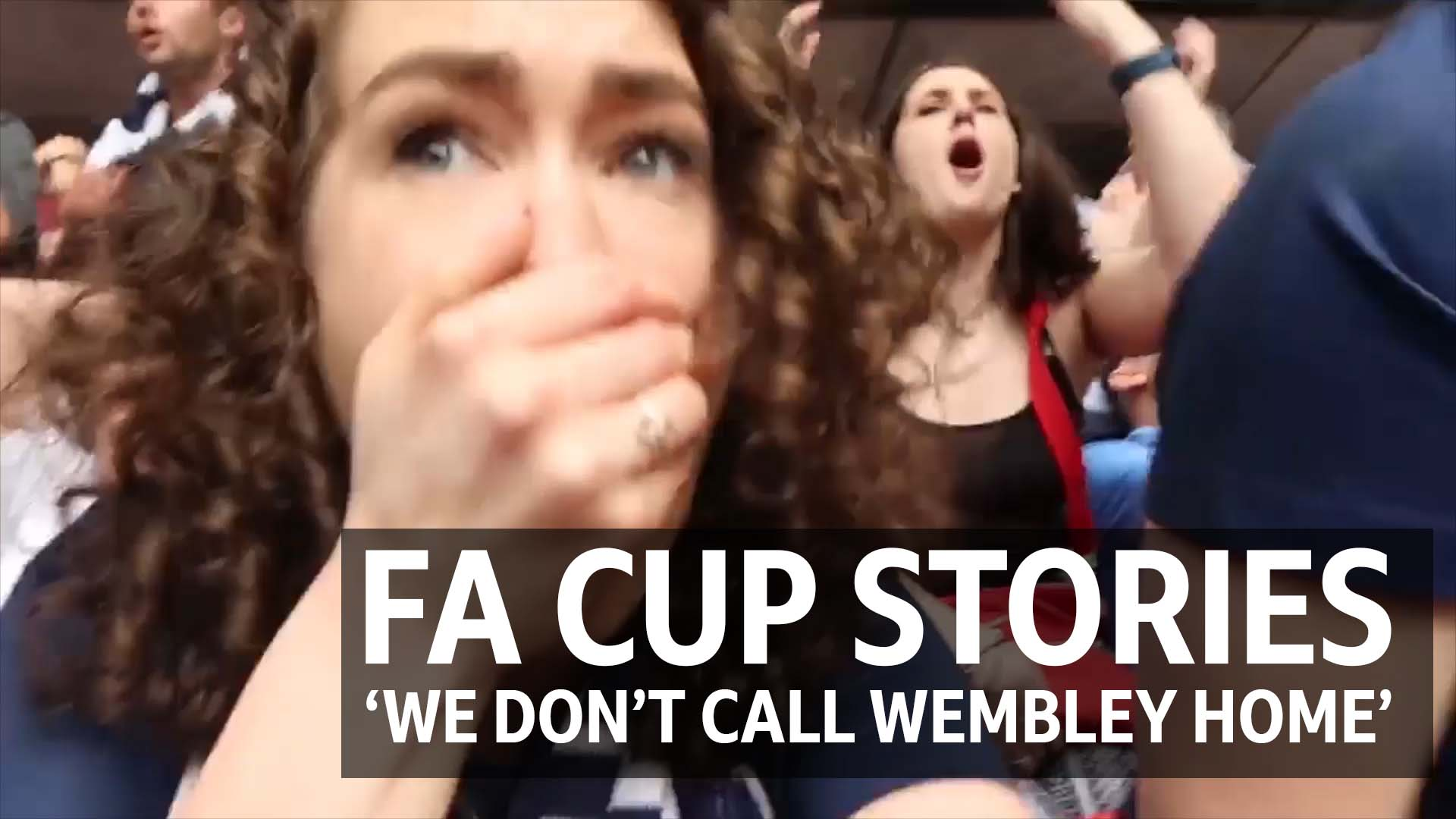 FA Cup: How Spurs fans watched semi-final against Manchester United