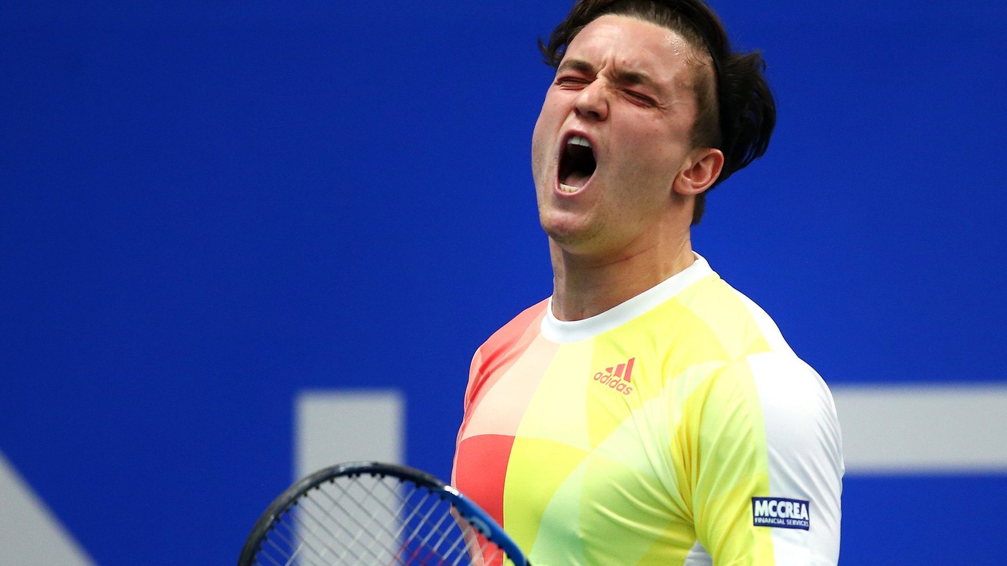 Wheelchair Tennis Masters: Gordon Reid to end year as world number one