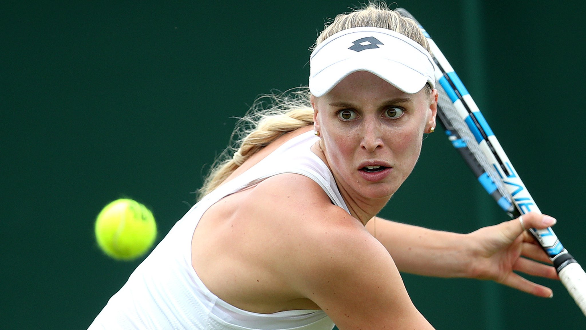 Wimbledon qualifying 2019: Naomi Broady out, but Samantha Murray and Gabriella Taylor through