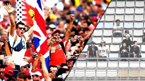 Is F1 losing it's soul?